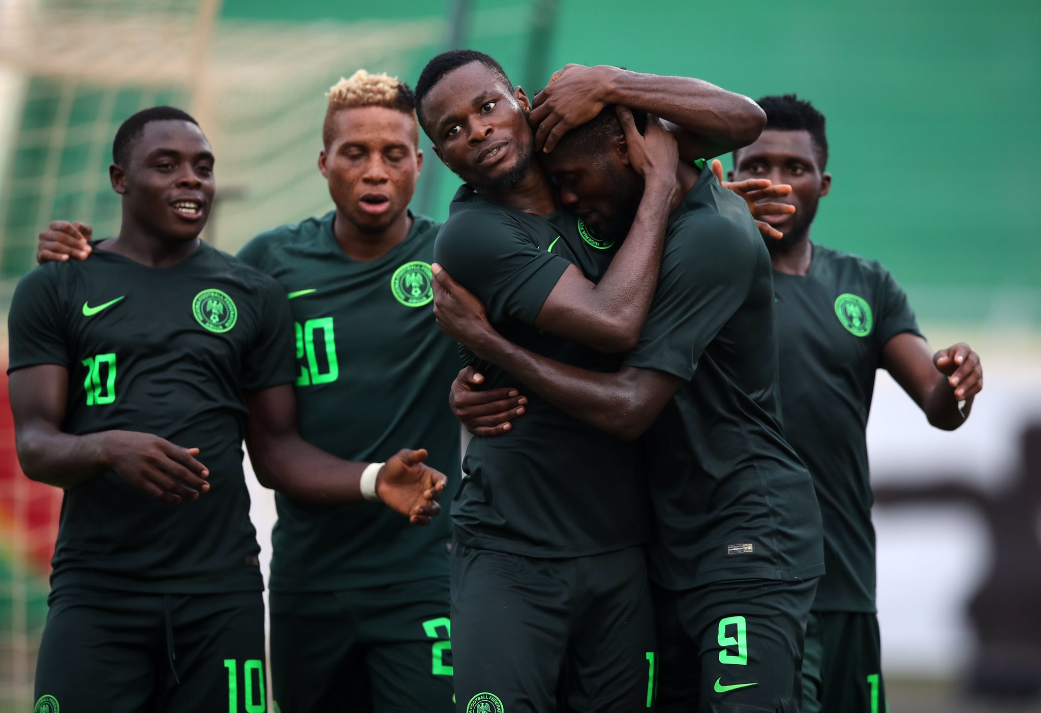CHAN 2020 Qualifier: Home-Eagles To Face Togo In Agege As Imama Beefs Up Team With New Players