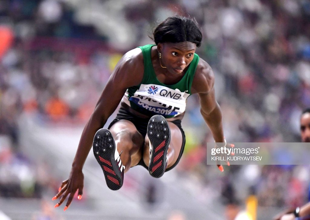 17th IAAF Worlds: Brume Leaps Into Long Jump Final, Amusan Qualifies for 100m Hurdles Semis