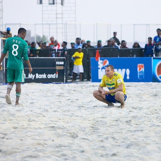 Brazil, England For Copa Lagos 2019 Beach Soccer Tournament
