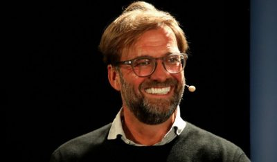 Klopp Scoops Premier League Manager Of The Month