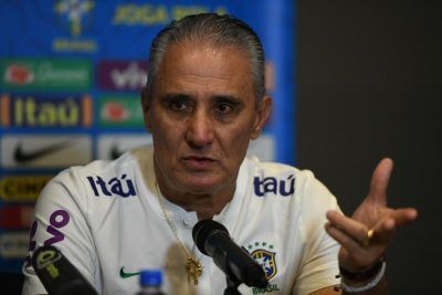 Tite Pleased With Brazil Performance Against Nigeria