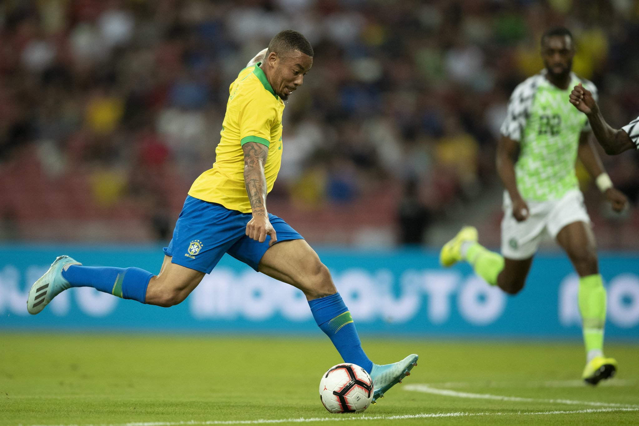Casemiro: Brazil Deserved Better Result Against  Super Eagles