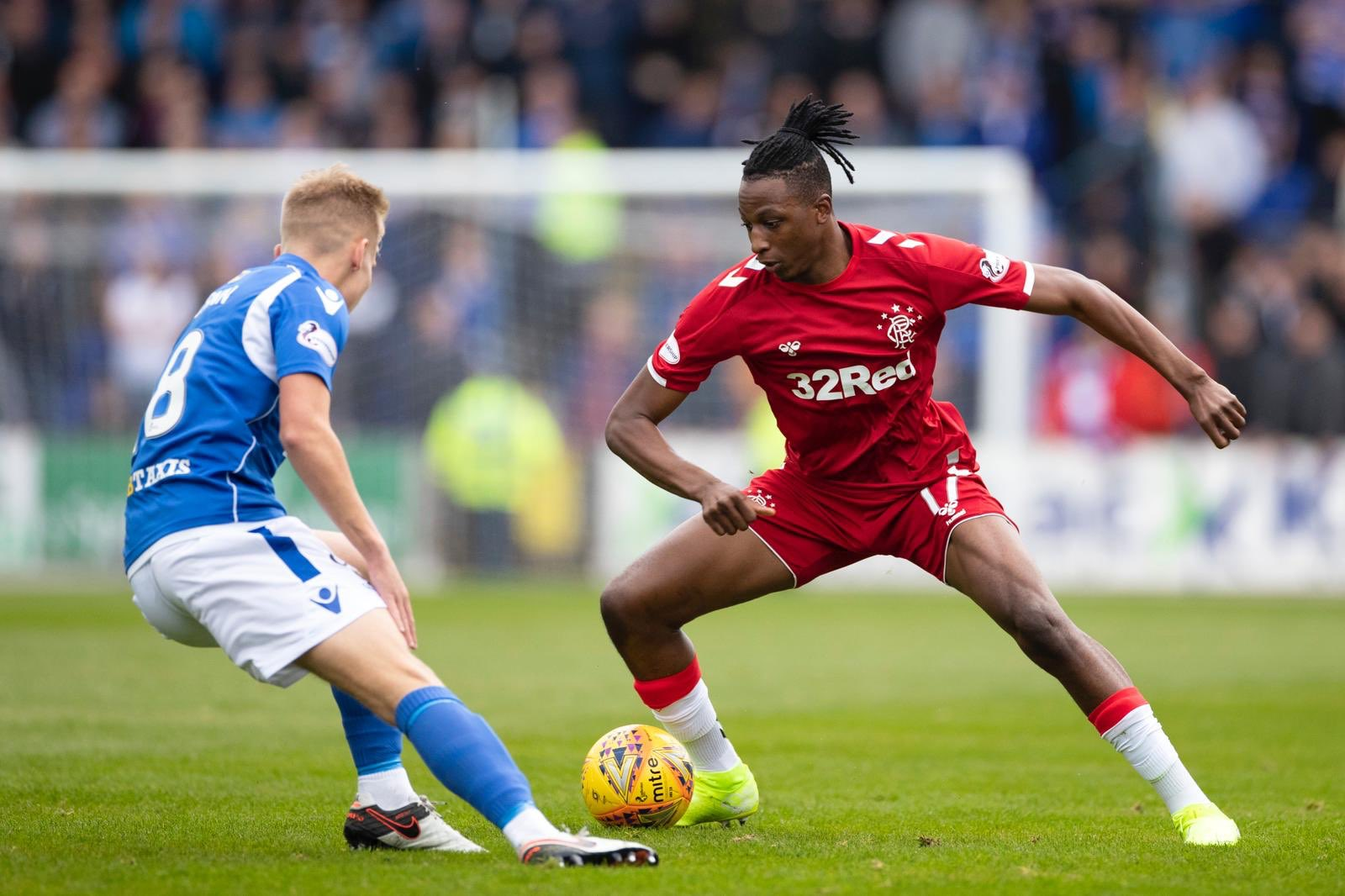 Aribo Named Glasgow Rangers Second Best Summer Signing