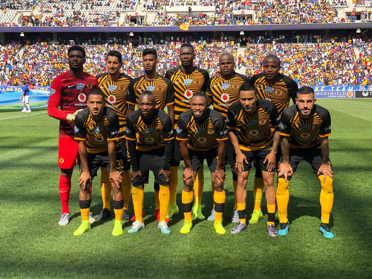 Akpeyi's Heroics Secure Telkom Knockout  Q-Finals Spot For Kaizer Chiefs
