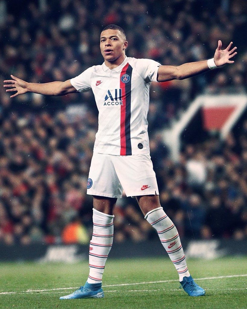 Mbappe Can't Win Ballon d'Or As As Ligue 1 Player   –Diouf