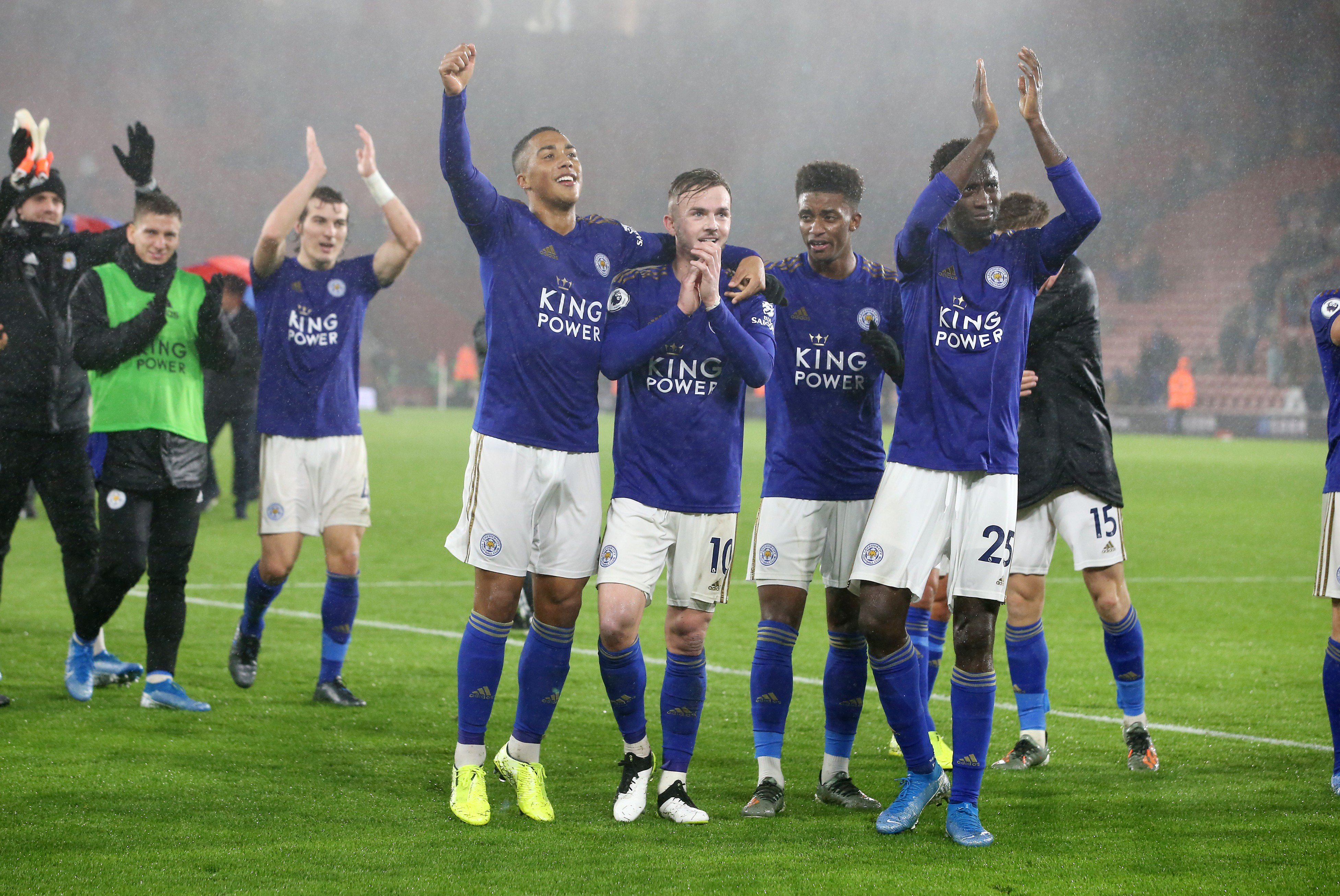 Eagles Roundup: Ndidi In Action As Rampant Leicester Thrash Sotton; Chukuweze Impresses In Villareal's Home Win