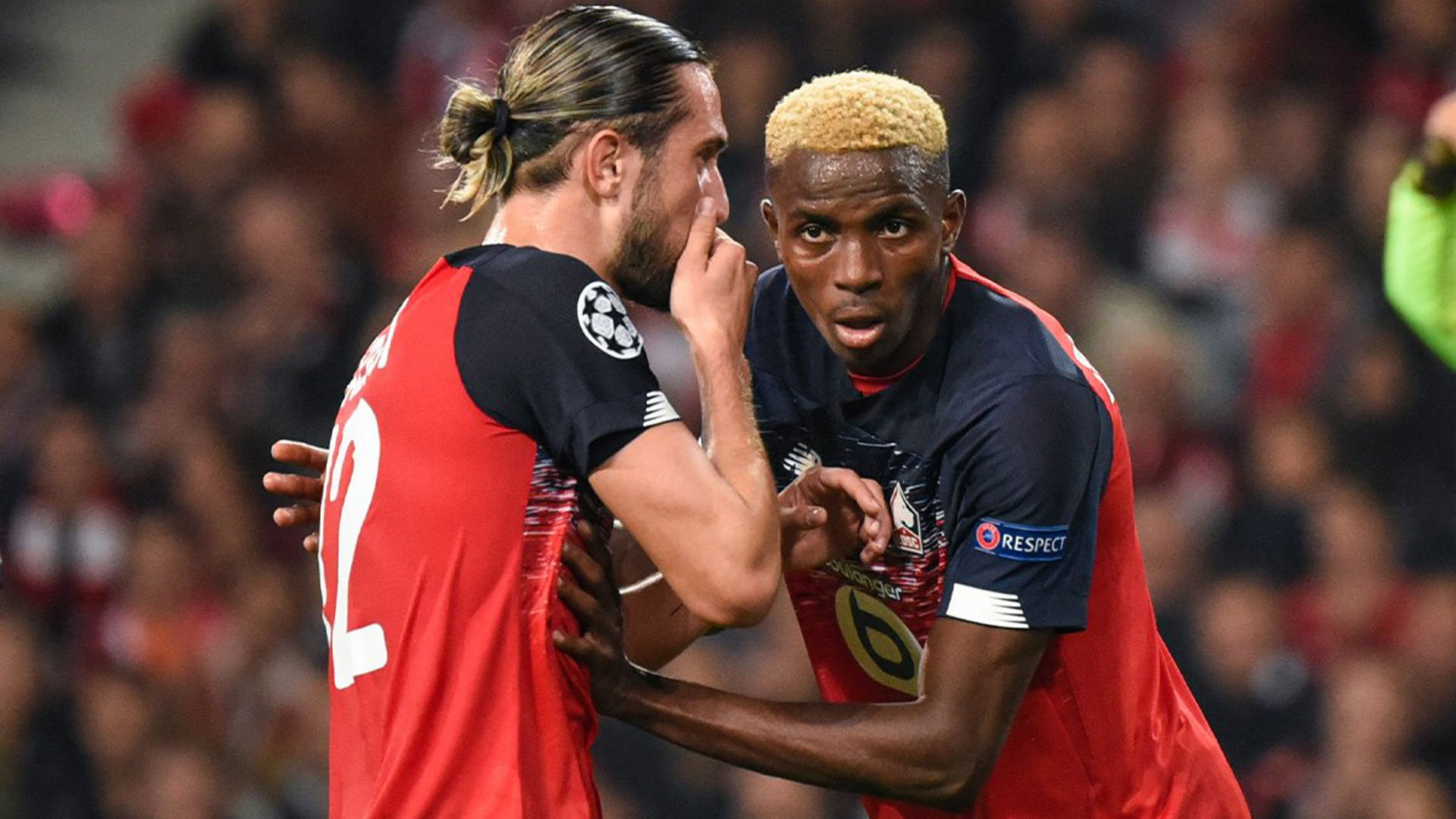 Lille Manager Galtier: Osimhen Fit For Marseille Clash
