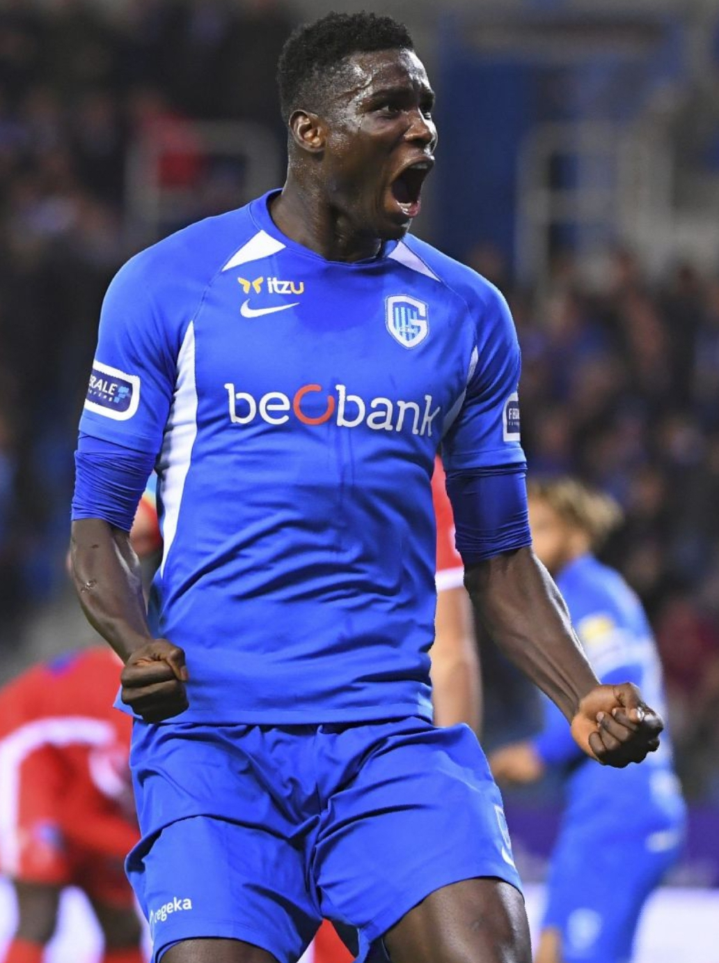 Onuachu, Odey Named In Genk Squad For Champions League Clash Vs Liverpool