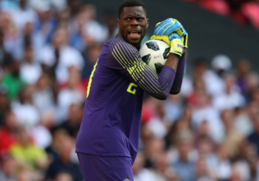 Uzoho Faces Long Layoff With Ruptured Knee; Omonia Wish Goalie Speedy Recovery