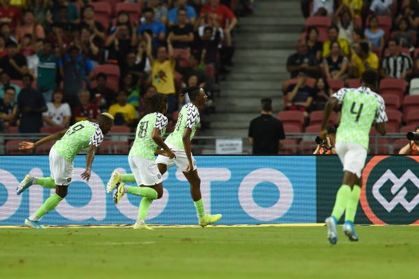 Aribo On Target Again As Brazil Hold Eagles In Friendly