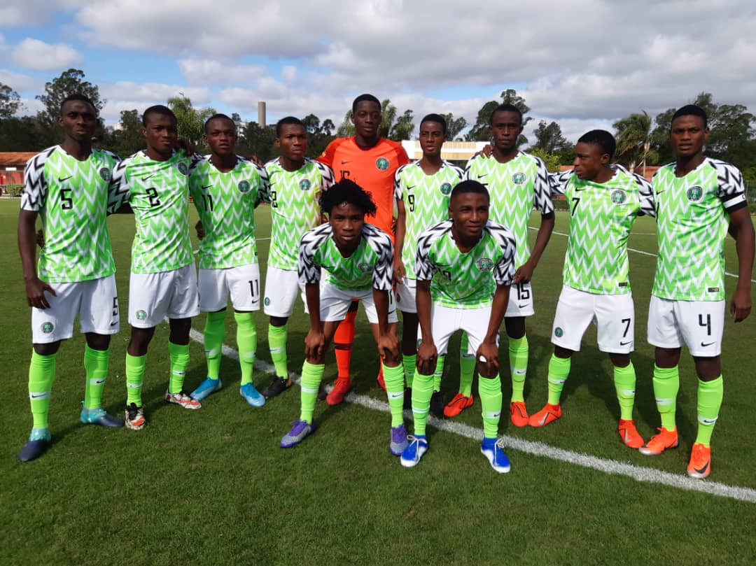 Iroha: Eaglets Will Overrun Hungary In 2019 U-17 World Cup Group B Opener