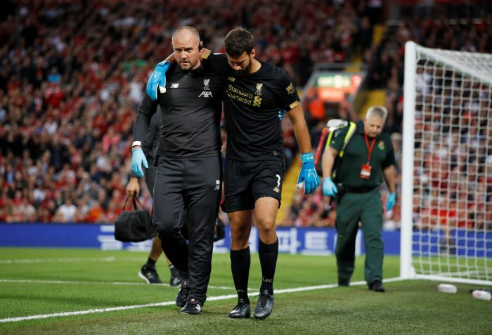 Alisson To Boost Reds For Old Trafford Clash
