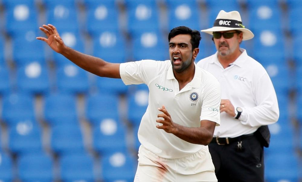 Ashwin Grateful After Record Haul