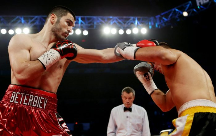 Beterbiev Unifies Light Heavyweight Division