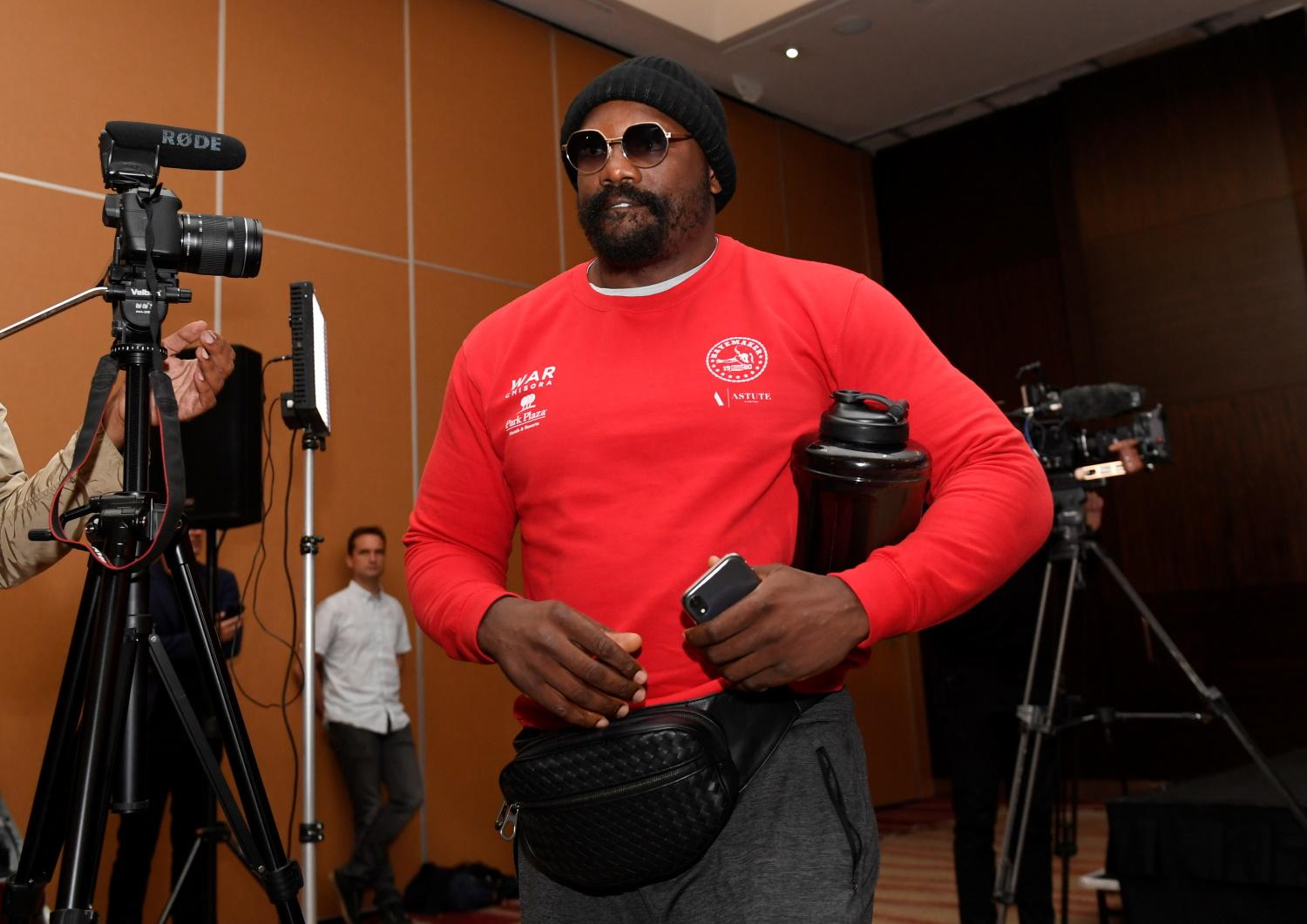 Chisora Opponent To Be Named In 'Three Or Four Days'