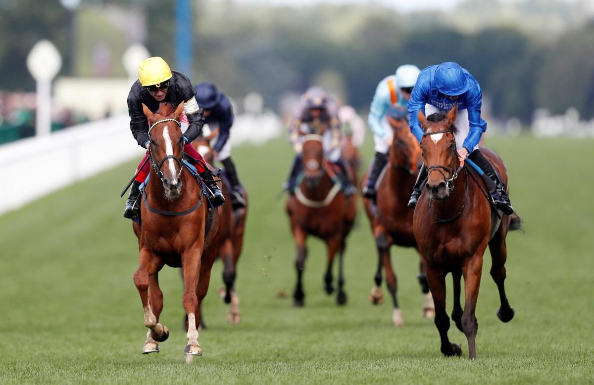Conditions Against Stradivarius As Kew Gardens Claims Glory