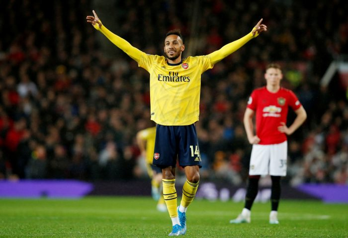 Consistent Aubameyang Deserves Monthly Award