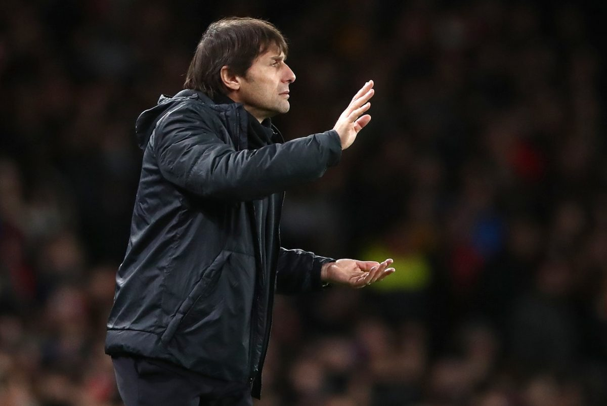 Conte Ref Anger After Barca Loss