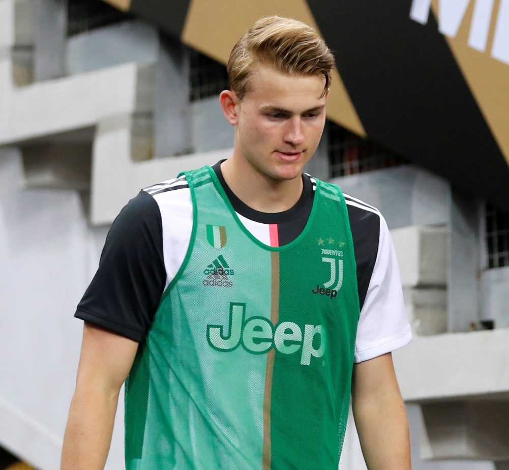 De Ligt Ignoring Critics After Juve Switch