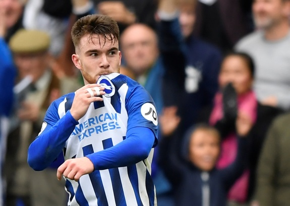 Duffy Asks Brighton Fans To Ease Off Connolly