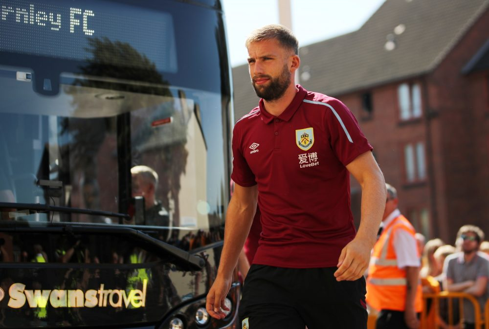 Dyche Backs Taylor For England Call