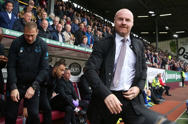 Dyche Insists Burnley Can Improve