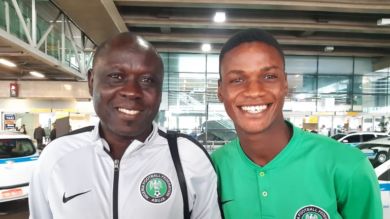 Garba Eager To Lead Eaglets To 6th U-17 World Cup Title Feat