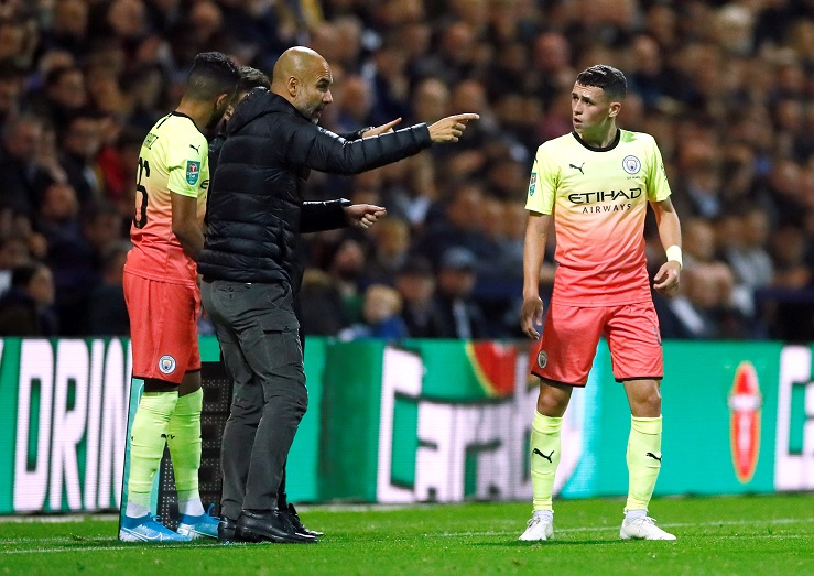 Former City Boss Urges Foden To Leave On Loan