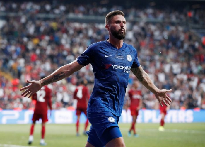 Giroud Refuses To Accept Lampard Striker Preference