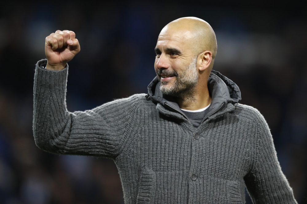 Guardiola Eyes European Glory With City