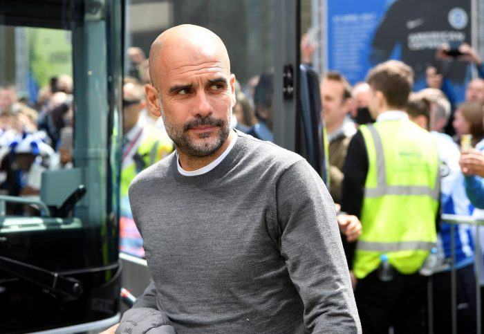 Guardiola Sets Sights On 'Unstoppable' Liverpool