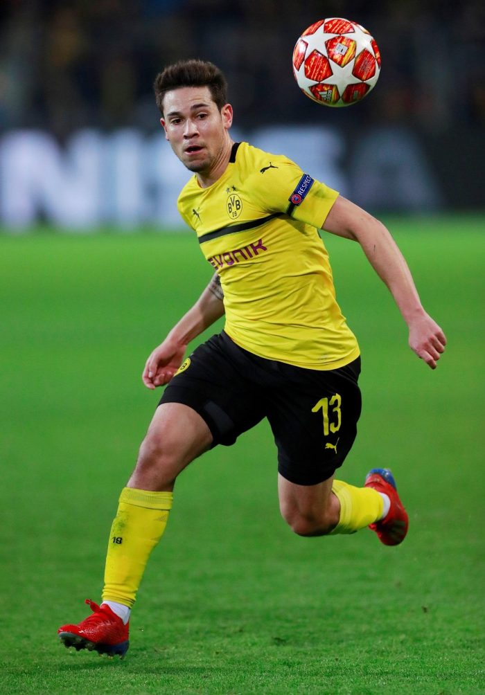 Guerreiro Revels In New BVB Deal