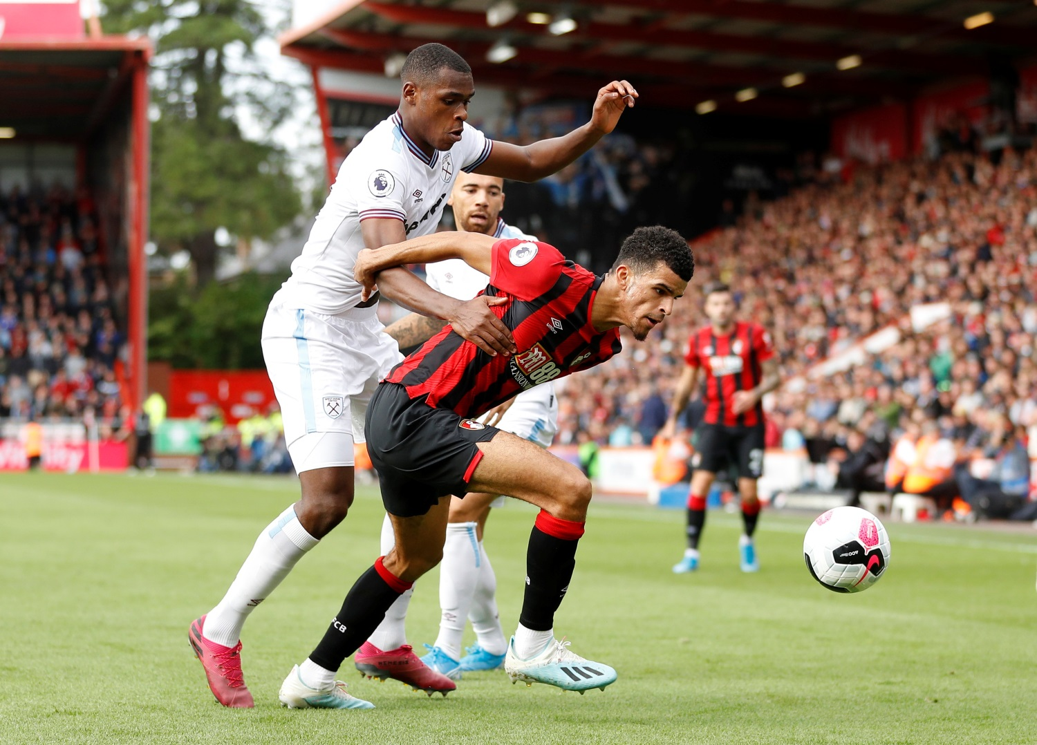 Howe Has High Hopes For Solanke