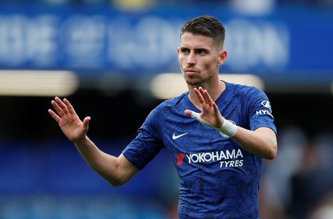Jorginho Agent Hints At Italy Return