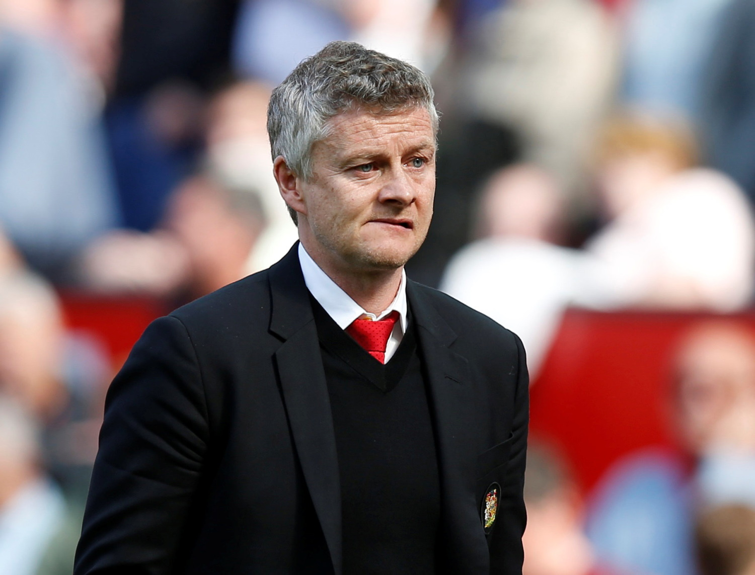 Keane Urges United To Stand By Solskjaer