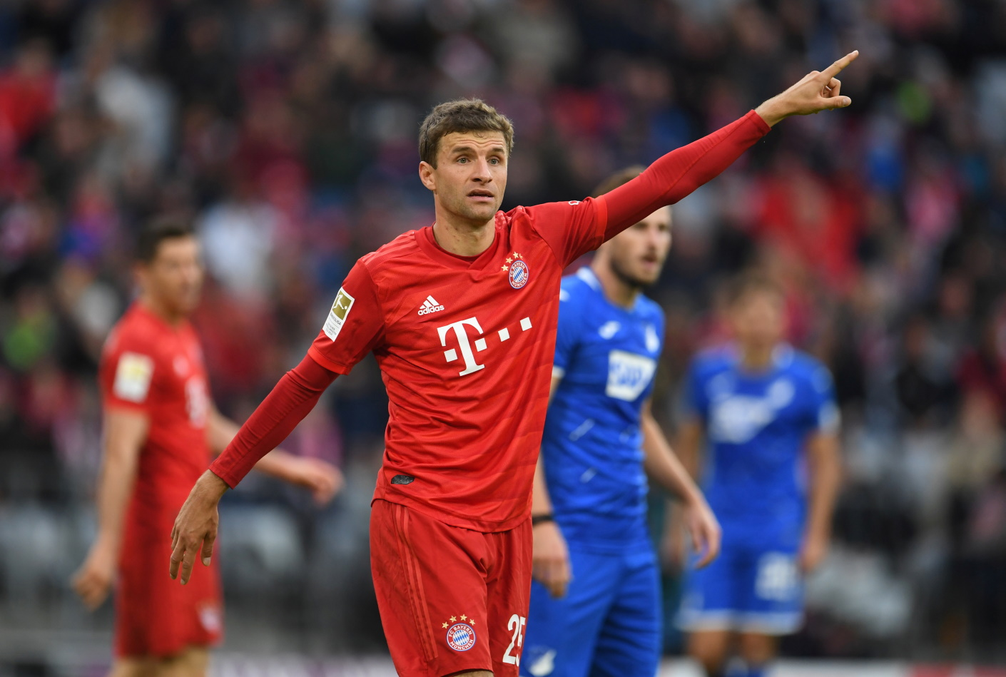 Kimmich Sympathises With Muller predicament