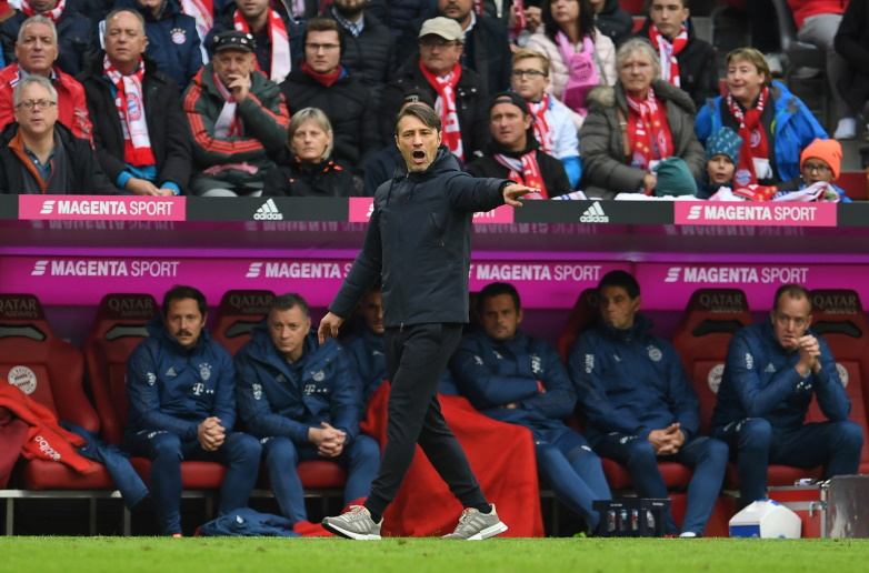 Kovac Hits Out At Bayern Mentality