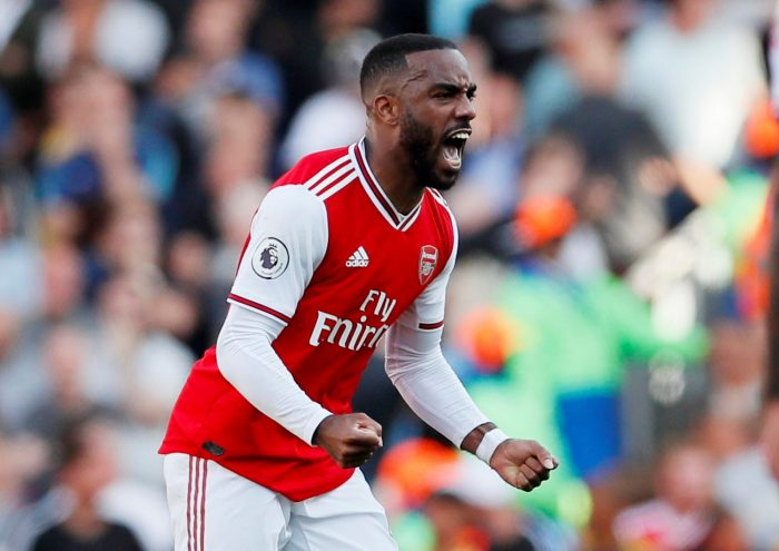 Lacazette Closing In On Arsenal Return