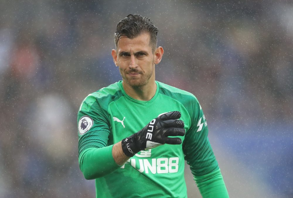 Magpies In Talks To Tie Down Dubravka