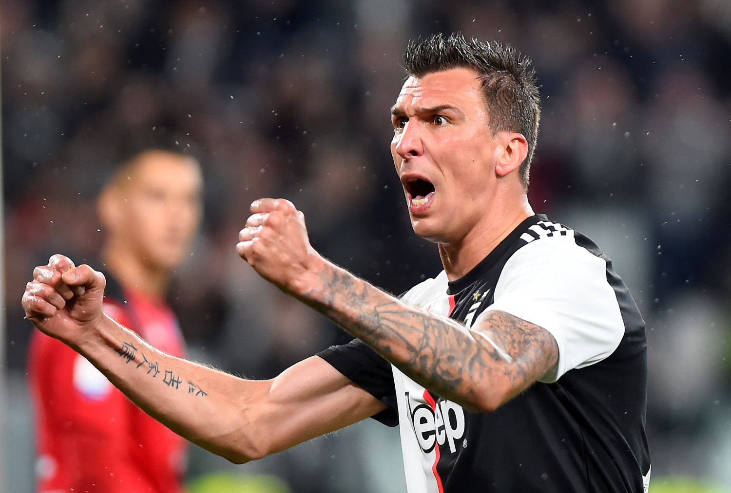 Mandzukic Open To United Switch