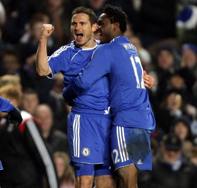 Mikel Surprised At fast Lampard Progression