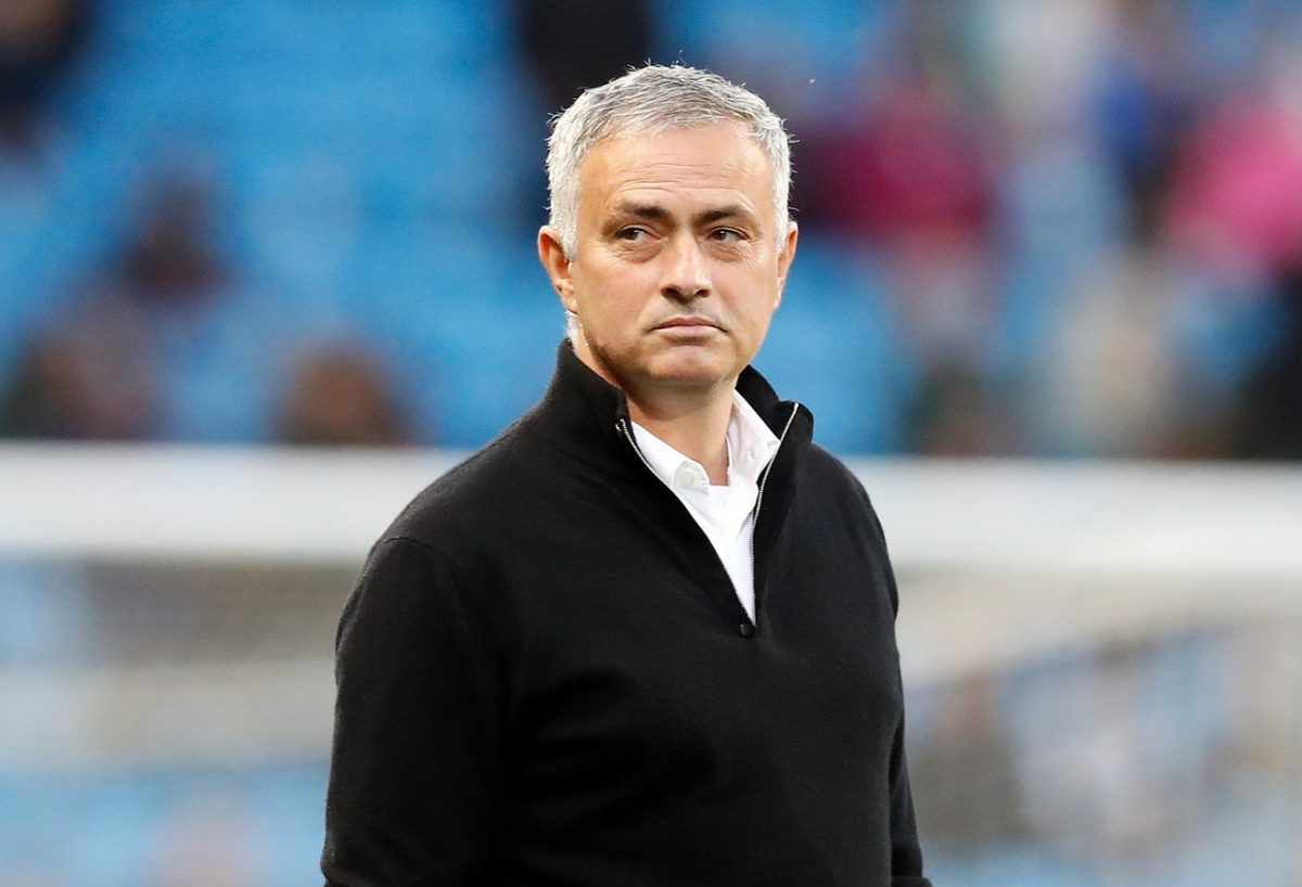 Mourinho Watching Spurs Situation – Report