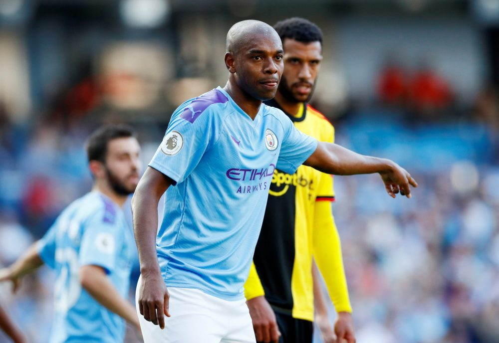 New City Deal Reward On The Cards For Fernandinho