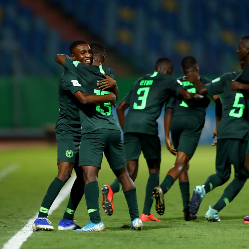 Akwuegbu: Garba's Eaglets Are Fighters; Should Maintain 'Never Give Up Spirit'