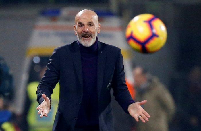 Pioli Happy To Take Positives As Milan Are Held