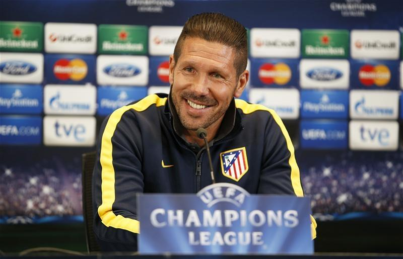 Simeone Happy With 'Clinical' Atleti
