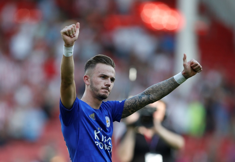 Southgate Urges Maddison To Learn From Mistakes