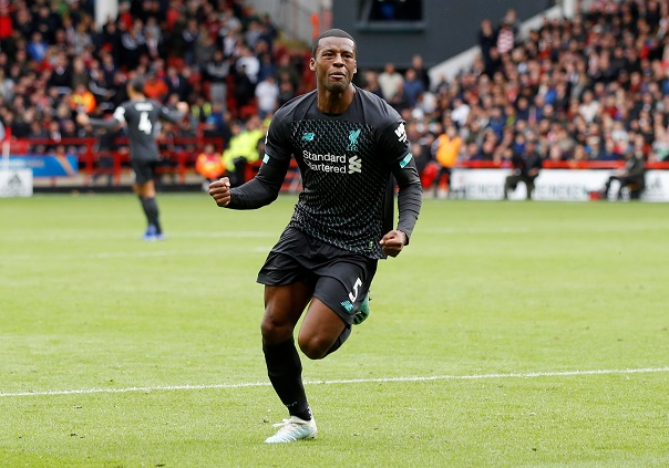 Unbeaten Season Possible For Wijnaldum