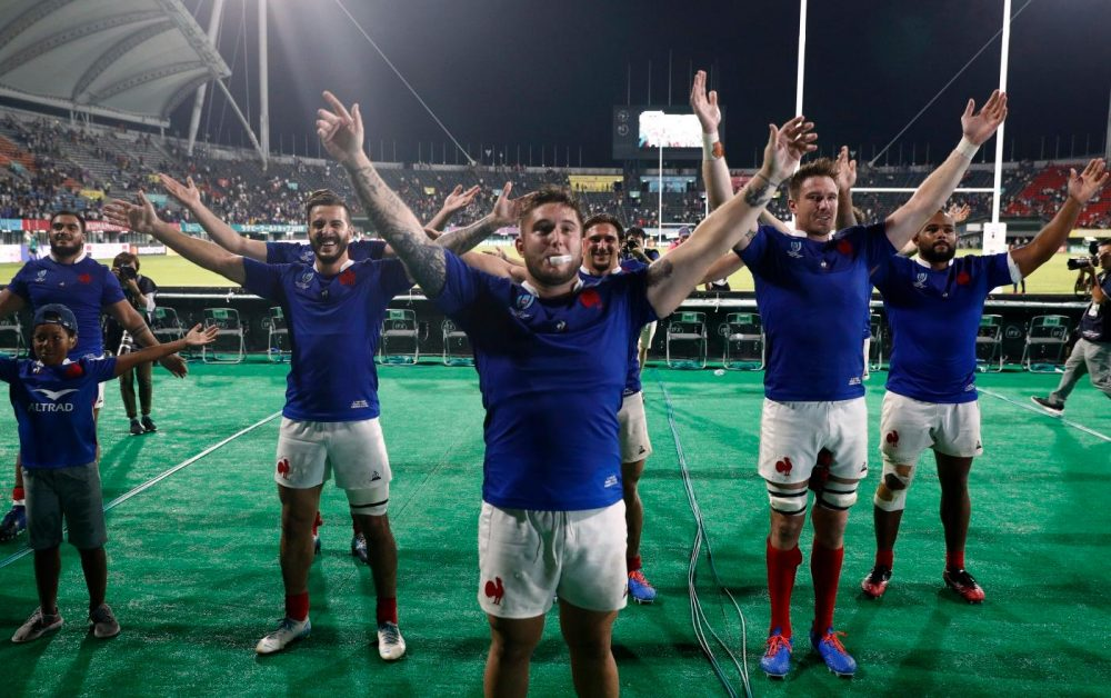 Unconvincing France Seal Quarter-Final Place