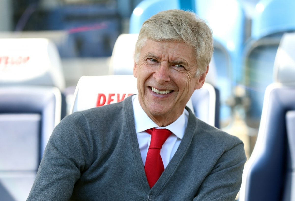 Wenger Backs Young Gunners To Shine